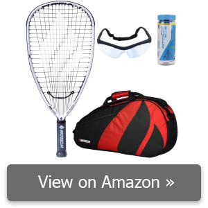 Python Racquetball review