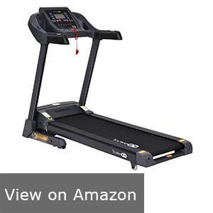 Goplus Folding Treadmill review
