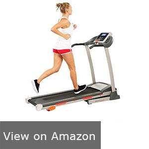 Sunny Health & Fitness Treadmill review