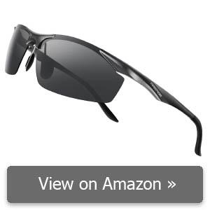 PAERDE Mens Sports Polarized Sunglasses for Men review