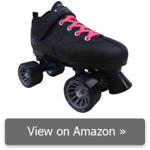 Pacer Mach-5 Black Pink Skates review
