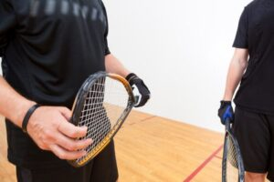 Best Racquetball Glove Review - Materials
