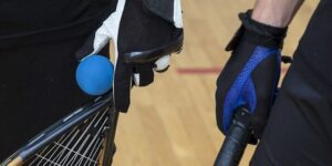 Best Racquetball Glove Review - Backing