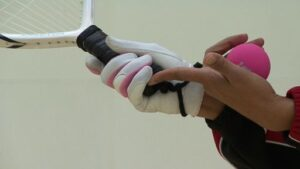 Best Racquetball Glove Review - Grip
