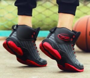 Best Basketball Shoes For Ankle Review – Closure