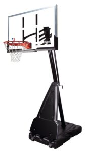 Best Portable Basketball Hoop Review - lift