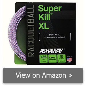 Ashaway Superkill XL Racquetball String review