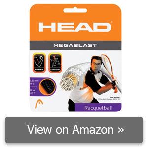 Head Megablast Racquetball String review