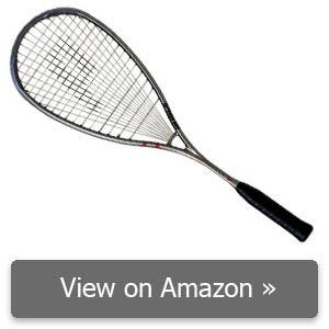 Prince TT Sovereign Prestrung Squash Racquet review