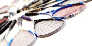 Best Squash Racquets Review – Material