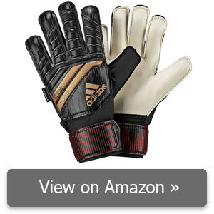 Adidas Performance ACE Fingersave Goalie Gloves review