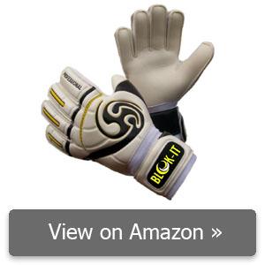 Blok-IT Goalkeeper Gloves review
