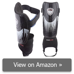DashSport Soccer Shin Guards review