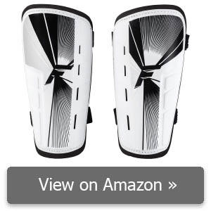 Franklin Sports Superlight Soccer Shin Guards review