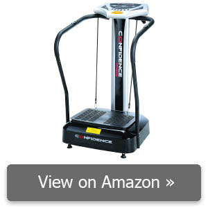 Confidence Fitness Power Plus Vibration Trainer review