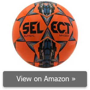 Select Sport America Magico Futsal Ball review
