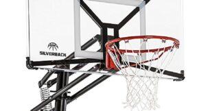 Silverback Basketball Hoops