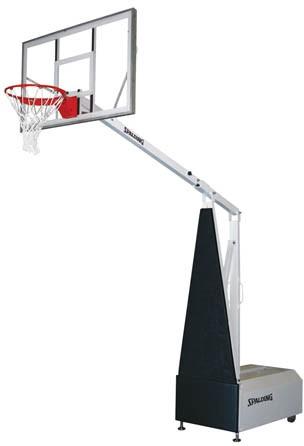 Spalding Basketball Hoops