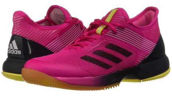 adidas Women's Adizero Ubersonic 3 Tennis Shoe