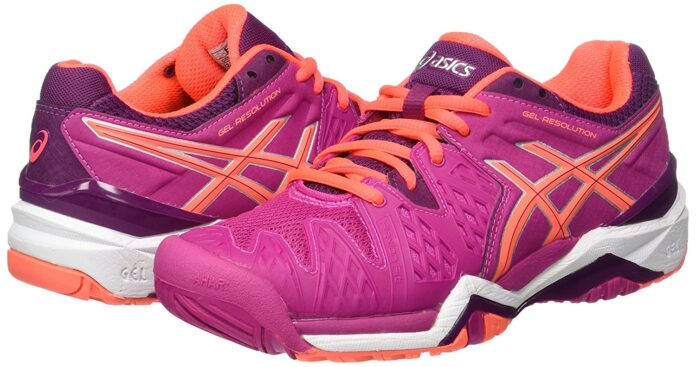 Asics Gel-Solution 6 Women's Tennis Shoes