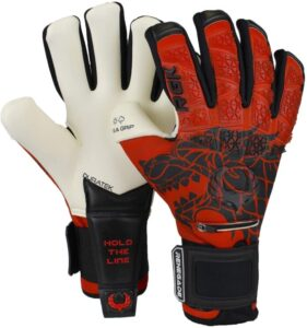 Renegade GK Rogue Soccer Goalie Gloves with Microbe-Guard