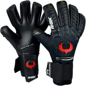 Renegade GK Eclipse Professional Soccer Goalie Gloves with Microbe-Guard