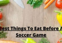 THINGS TO EAT BEFORE A SOCCER GAME FEATURED IMAGE