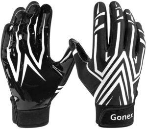 Football Gloves Gonex Silicone