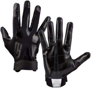 Football Gloves Grip Boost Stealth