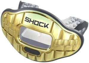 Mouthpiece with Lip Guard Shock Doctor Max Airflow