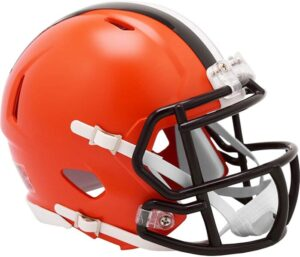 Mini Football Helmet NFL Cleveland Browns