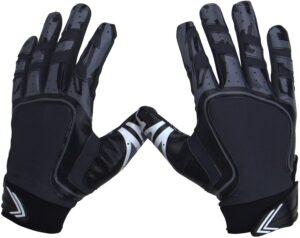 Football Gloves Pure Athlete Elite Stick