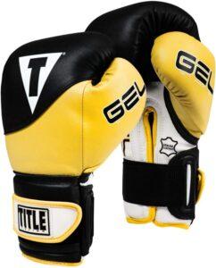 Title Gel Suspense V2T Training Gloves