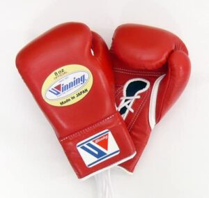 Winning Professional Boxing Gloves 8oz
