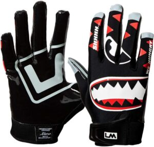 Football Gloves Loudmouth
