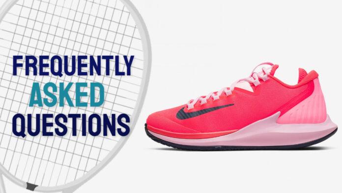 faq womens tennis shoes